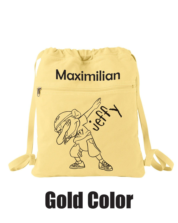Jeffy SML Super Mario Logan Personalize Bag