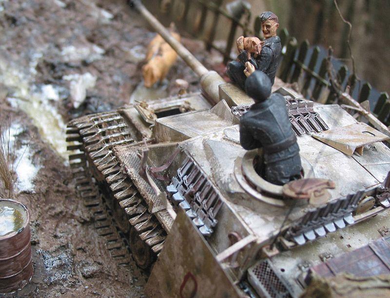 StuG-III Ausf.G w/ Winterketten