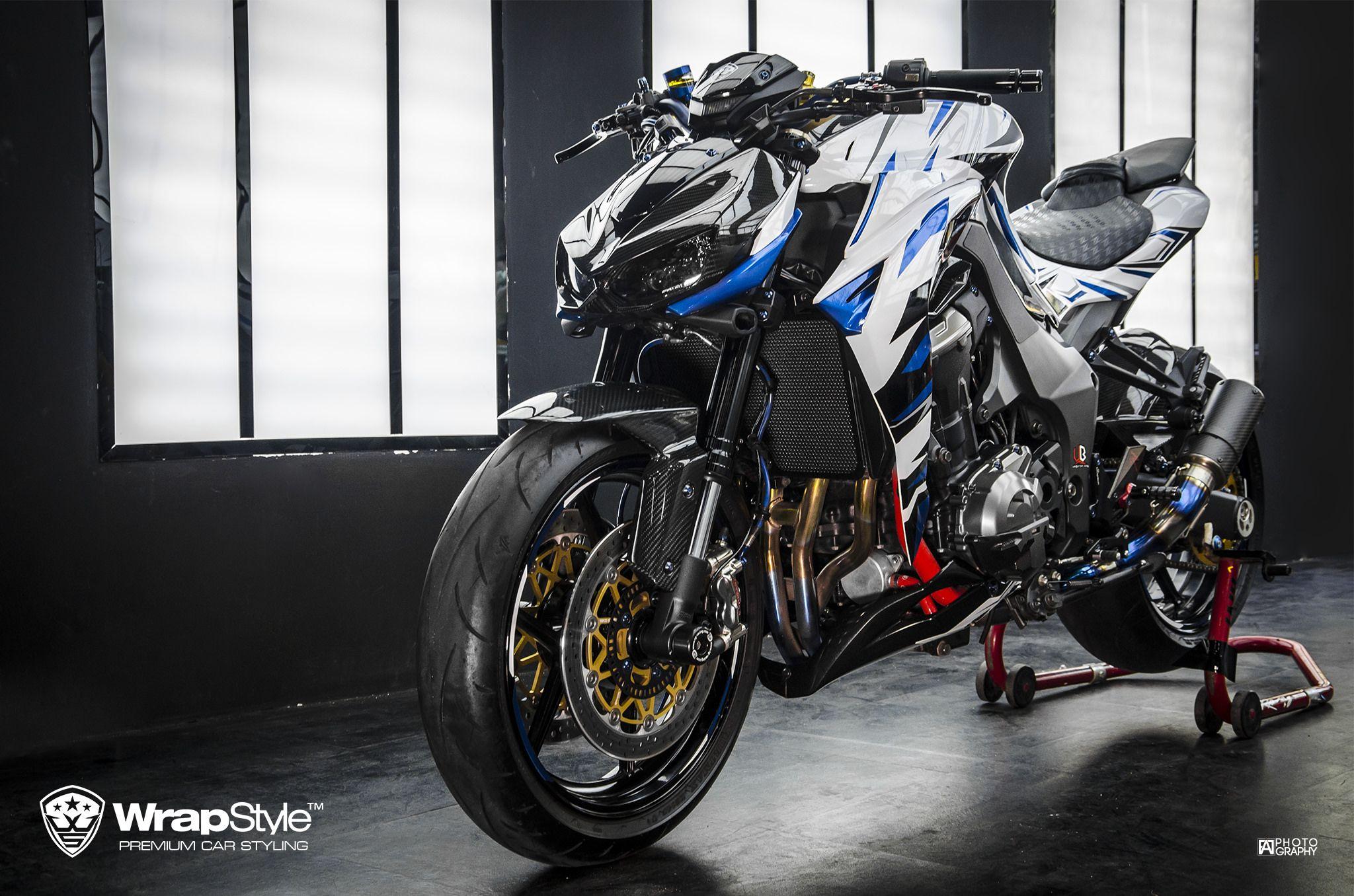 Esportivo kawasaki z1000 bikes personalizadas motores transporte mesinhas com rodas