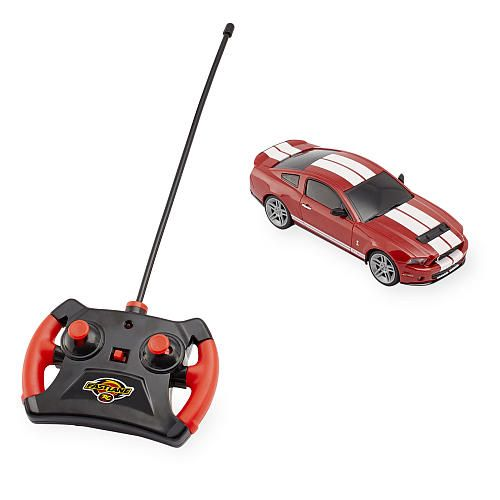 Fast Lane Remote Control Street Pro 1:24 Scale Vehicle - Ford Mustang Shelby $19.99  #Reviews