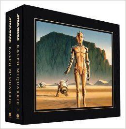 Amazoncom Star Wars Art Ralph McQuarrie 9781419717932 Ralph