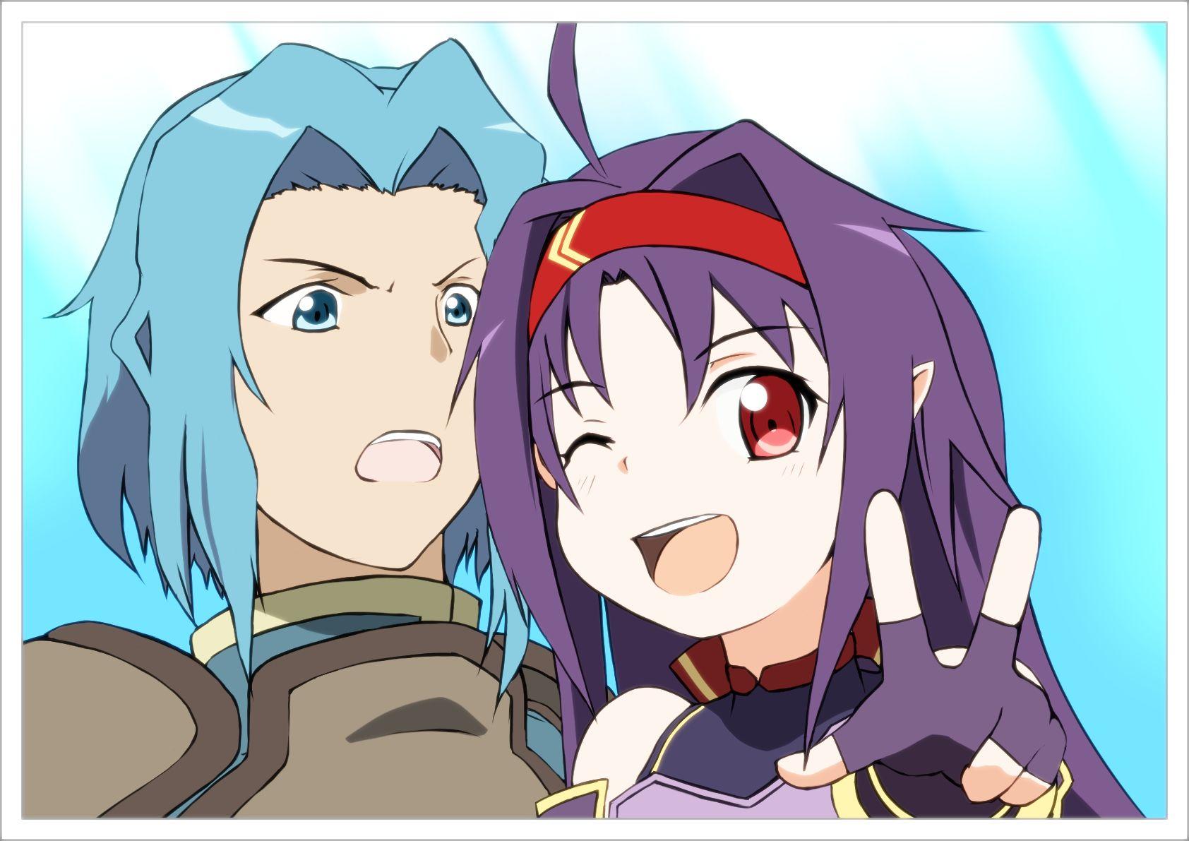 Shino 🌱 adlı kullanıcının Sword Art Online Konno Yuuki