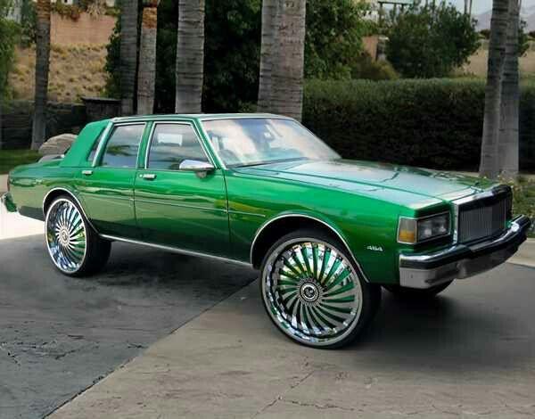 Box chevy cars donk cars custom muscle cars american - Custom box chevy caprice interior ...