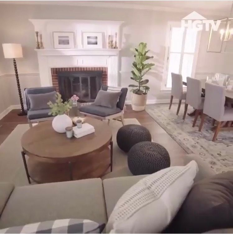 Love It Or List It Hilary Farr Design Brown Family Rooms Home Kit Homes