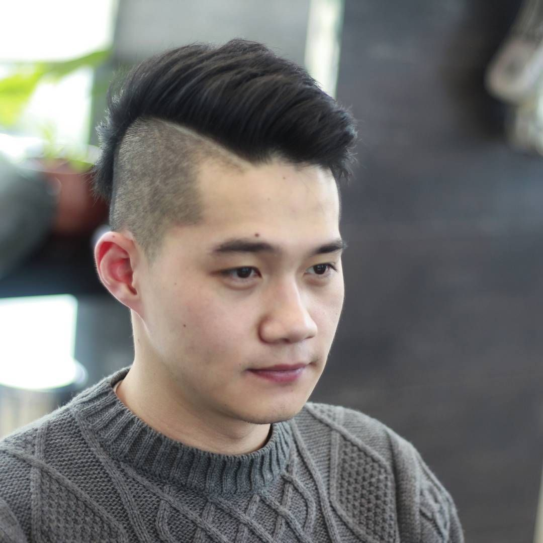 Undercuts Hairstyles For Korean Man Classic Haircuts For