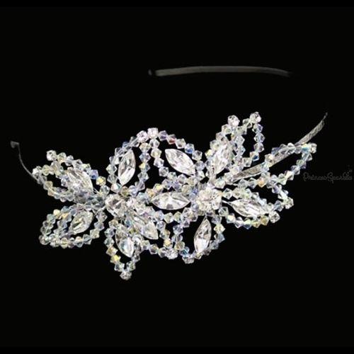 927b28c9b Swarovski Crystal Wedding Headpiece by Liza Designs   Headpiece ...