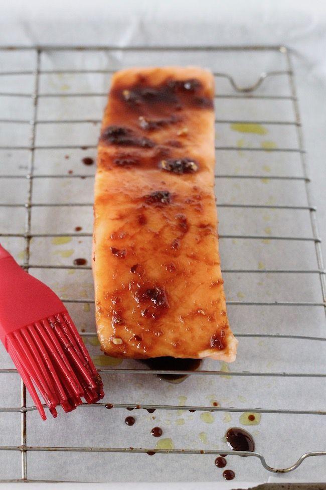 The Most Delicious Asian-Glazed Salmon Recipe | Little Chef Big Appetite