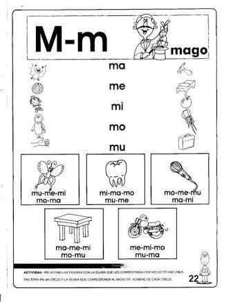 Cartilla fonetica