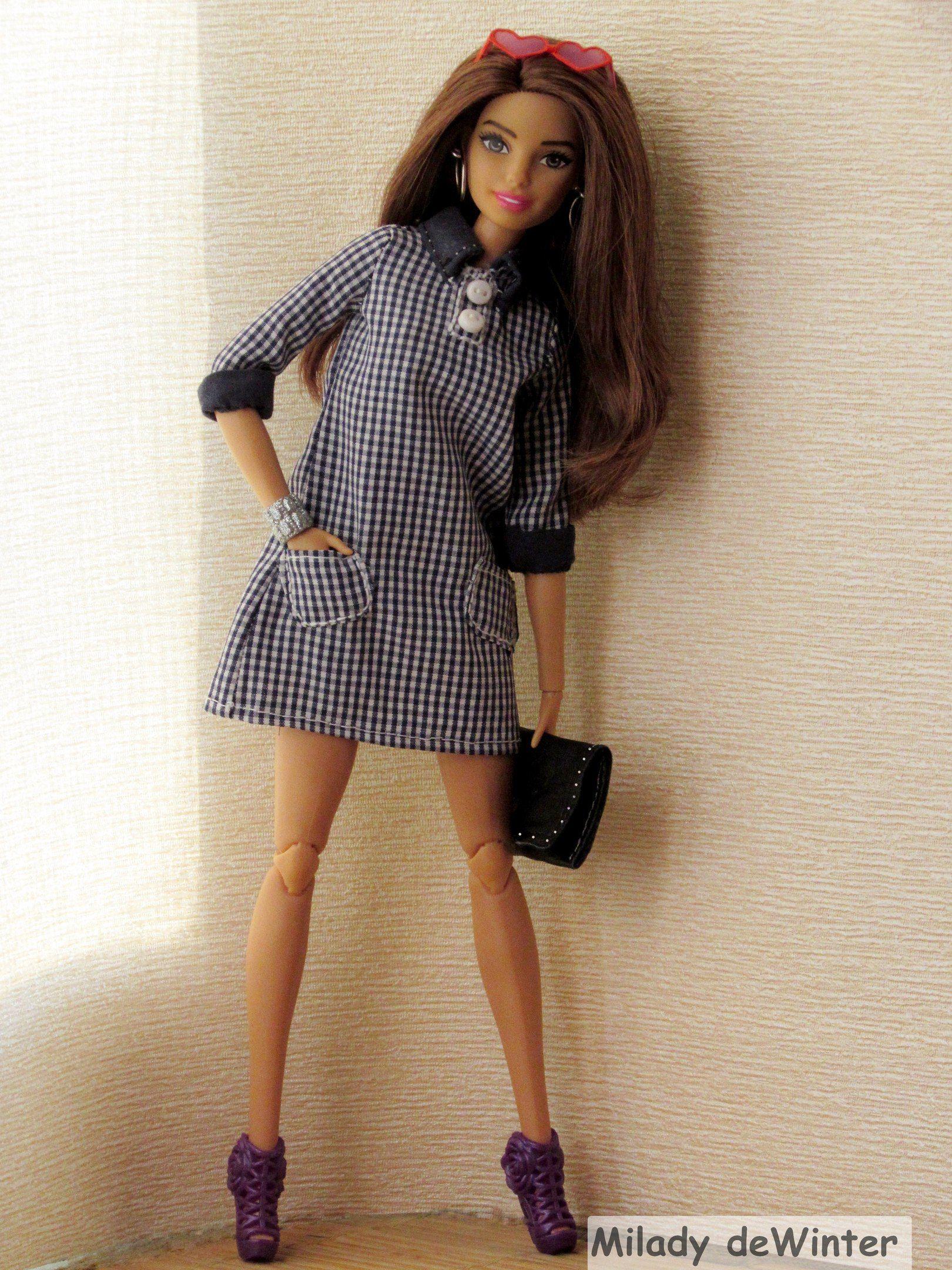 Выкройки кукол барби своими руками фото 824
