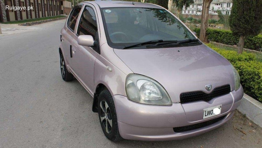 CNG 1999 model Toyota vitz for sale in Peshawar location