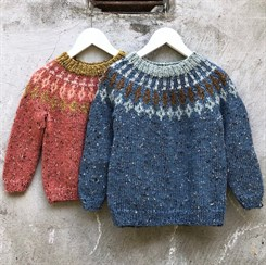 Photo of Tweedie Sweater – oppskrift fra PixenDK / CaMaRose