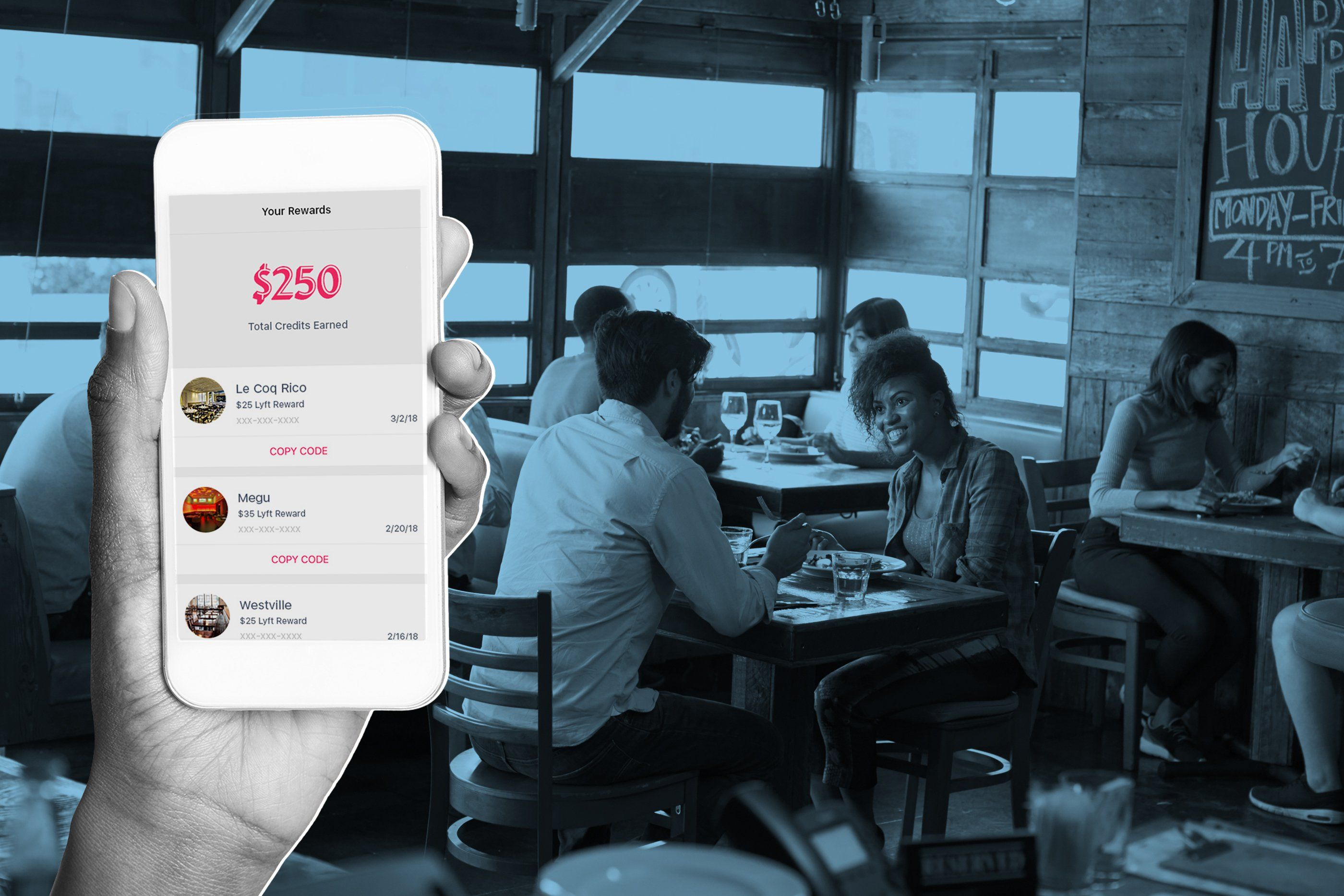 This app literally pays you to eat out heres how it