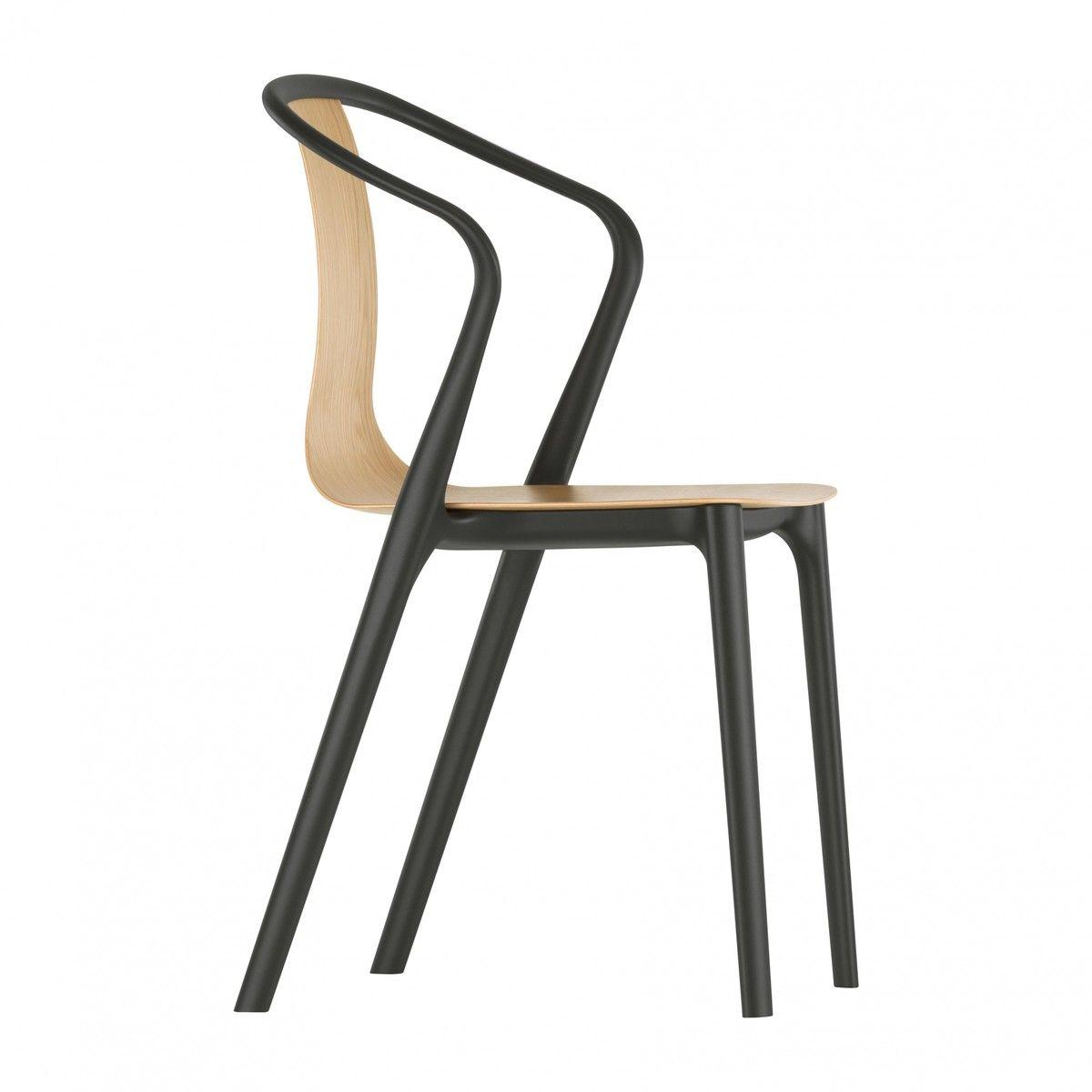 Belleville Armchair Wood Chaise Petit Fauteuil Design Coque En Bois Et Petit Fauteuil