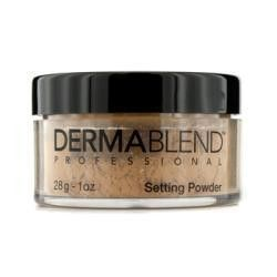 Dermablend Loose Setting Powder (smudge Resistant, Long Wearability) - Warm Saffron --28g-1oz By