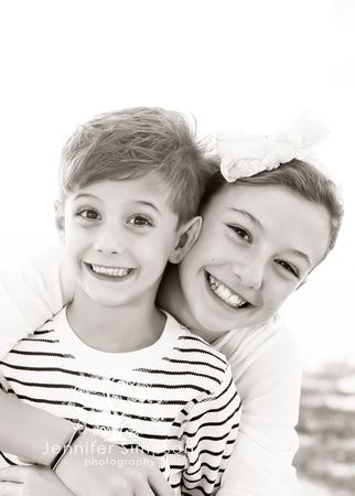 Big sister little brother fun photo shoot. #playing # ...