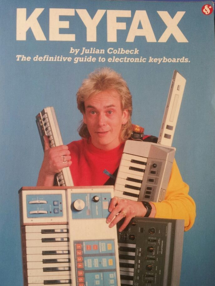 Keyfax The Synth Bible 1983 Synth Electronics
