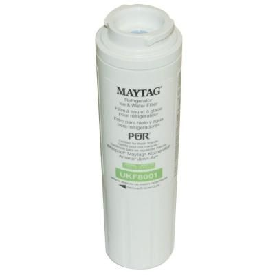 maytag ukf8001 refrigerator water filter-ukf8001 at the home depot ...