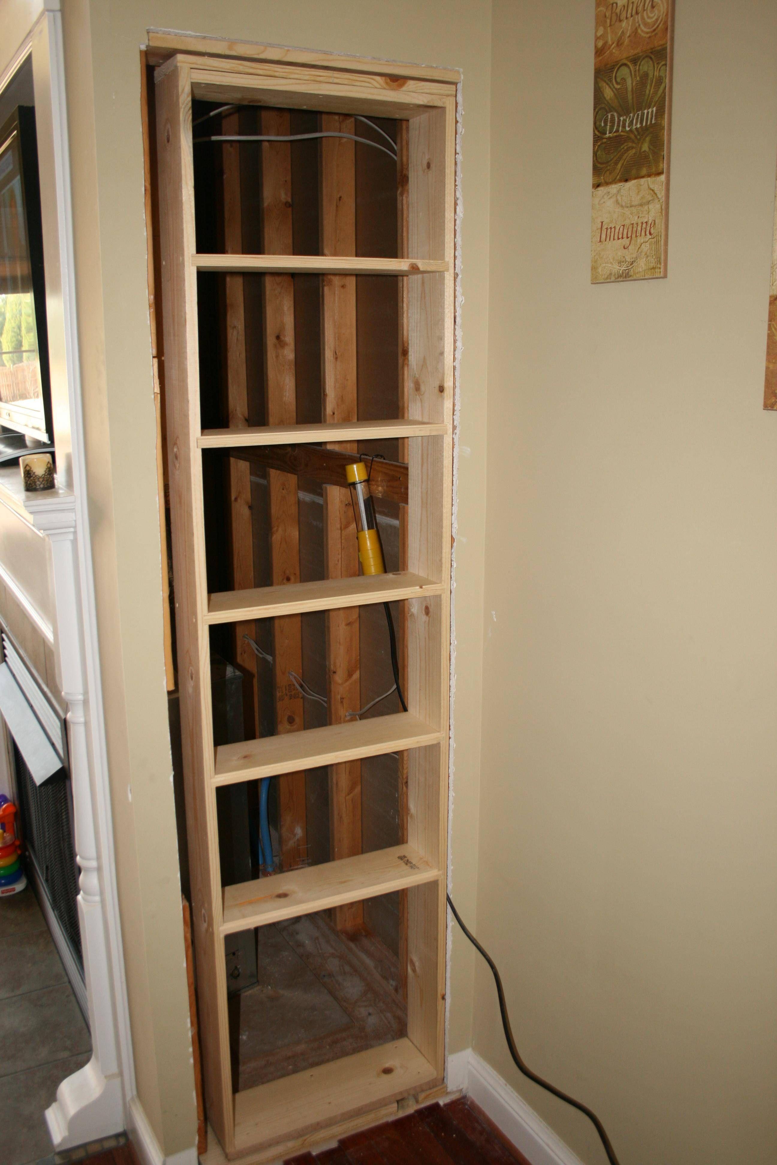 Hidden Door Bookshelf Hidden Door Bookcase Bookcase Door Bookcase Door Diy