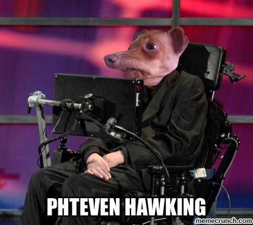Phteven Steven Dog Meme
