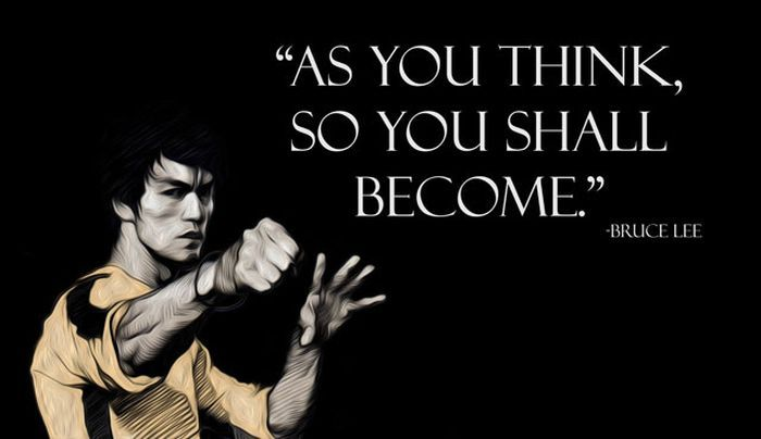 Life Philosophy By Bruce Lee