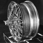 20 Inch Swangas Wire Wheel Wheel 20th