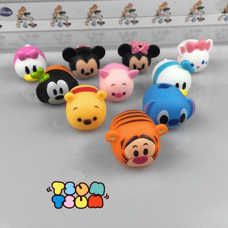 Tsum Tsum rubber toys