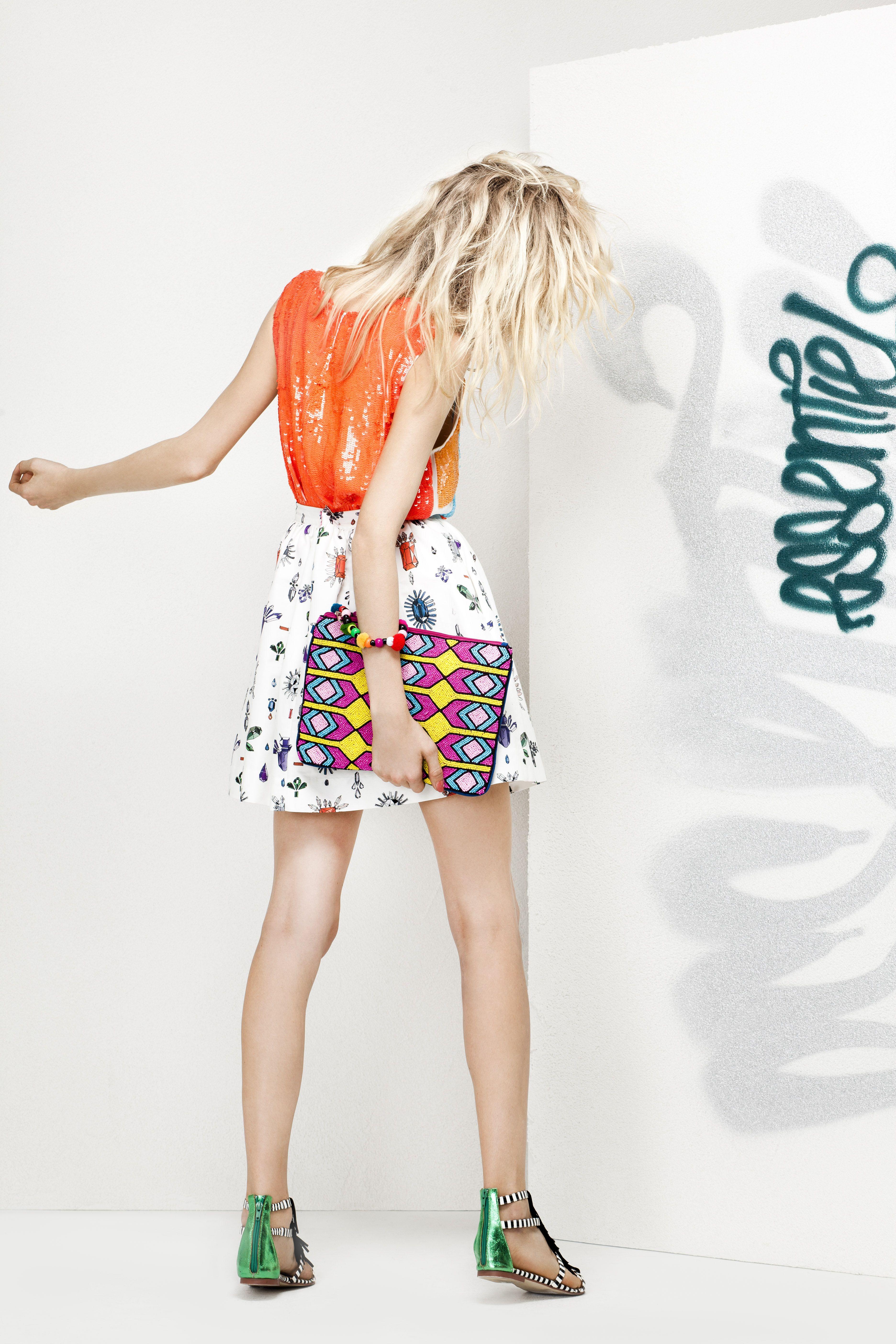 Anneleen Meurs -  Look 20 - Lookbook Women Spring Summer 2014 - Essentiel Antwerp #loveisessentiel