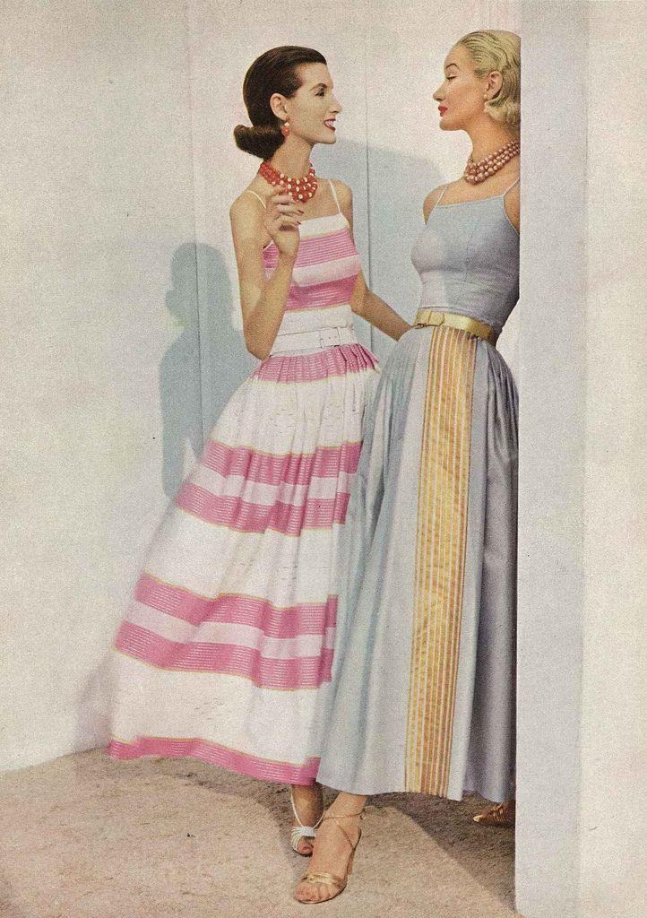 1950 s Style Вінтажний Vogue 69f1954751ac8