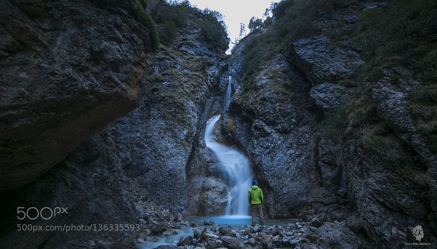 Waterfall by Naturalbreath