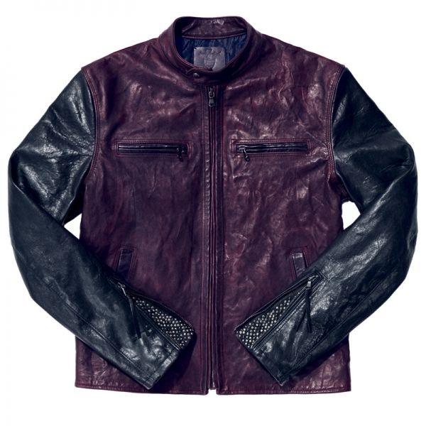 Blouson en cuir 7 For All Mankind - Le dressing Mode de Captendance