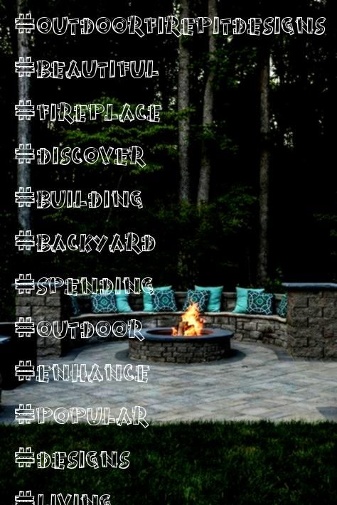 popular fire pit ideas block outdoor living that will not spend a lot Discover beautiful outdoor diy fire pit ideas and also fireplace designs that allow you get as basic...