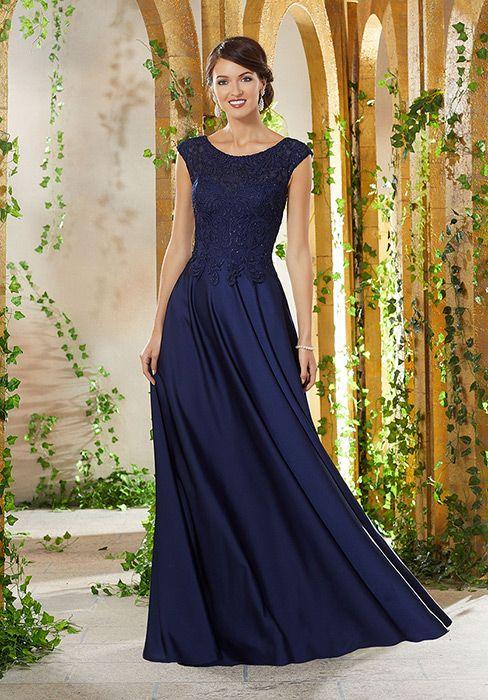 Photo of MGNY Madeline Gardner New York 71932  Estelle's Dressy Dress…