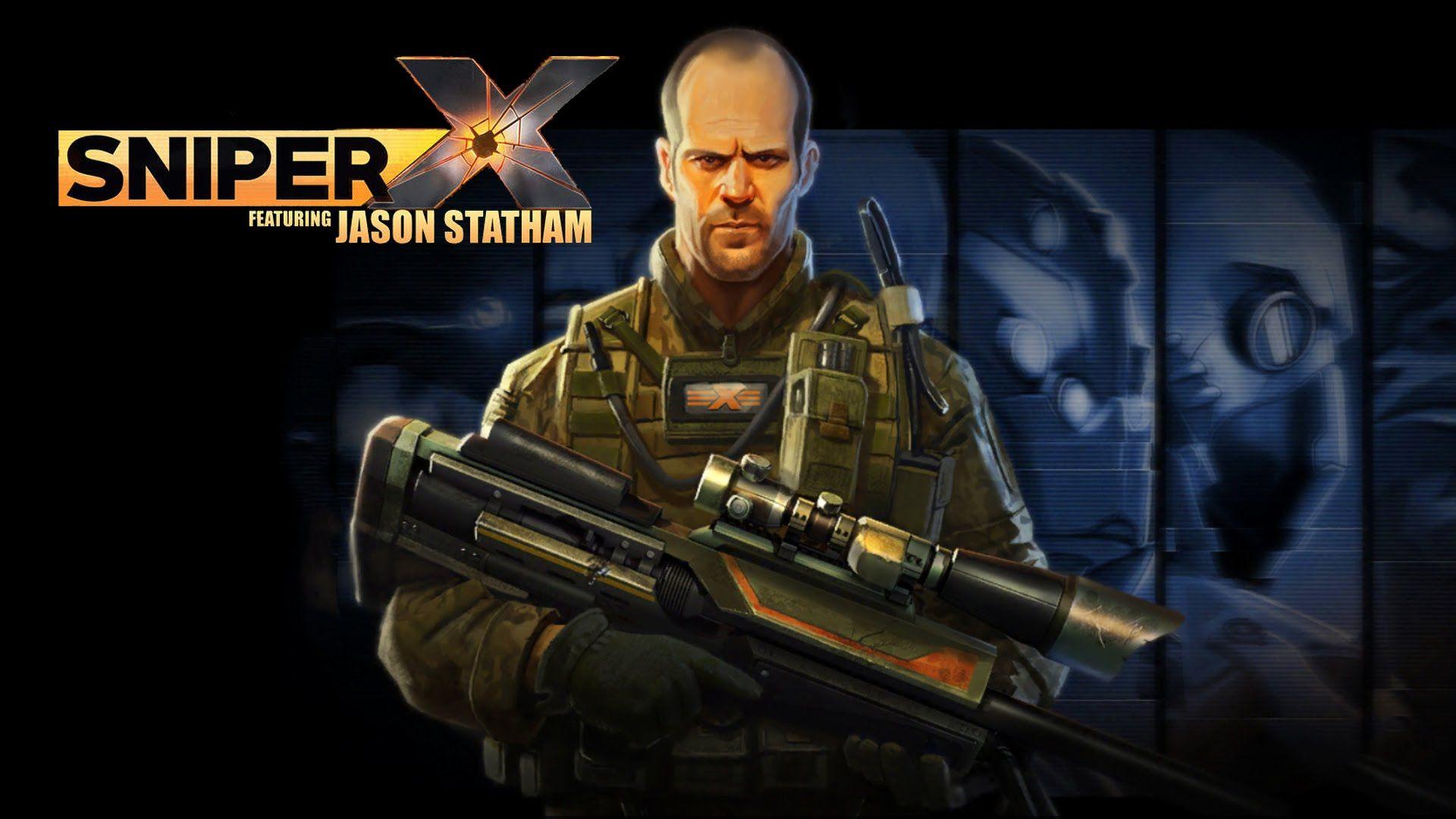 Descargar Sniper X With Jason Statham V1 6 0 Android Apk Hack Mod Jason Statham Francotirador Partes De La Misa