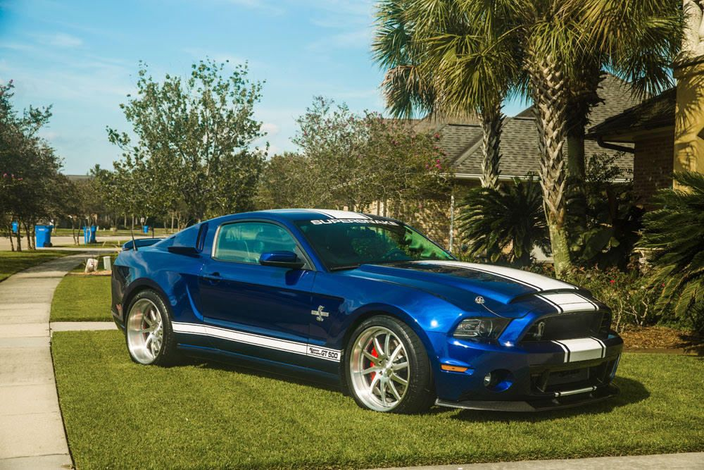 2014 Ford Mustang Shelby Gt500 Super Snake 900hp For Sale