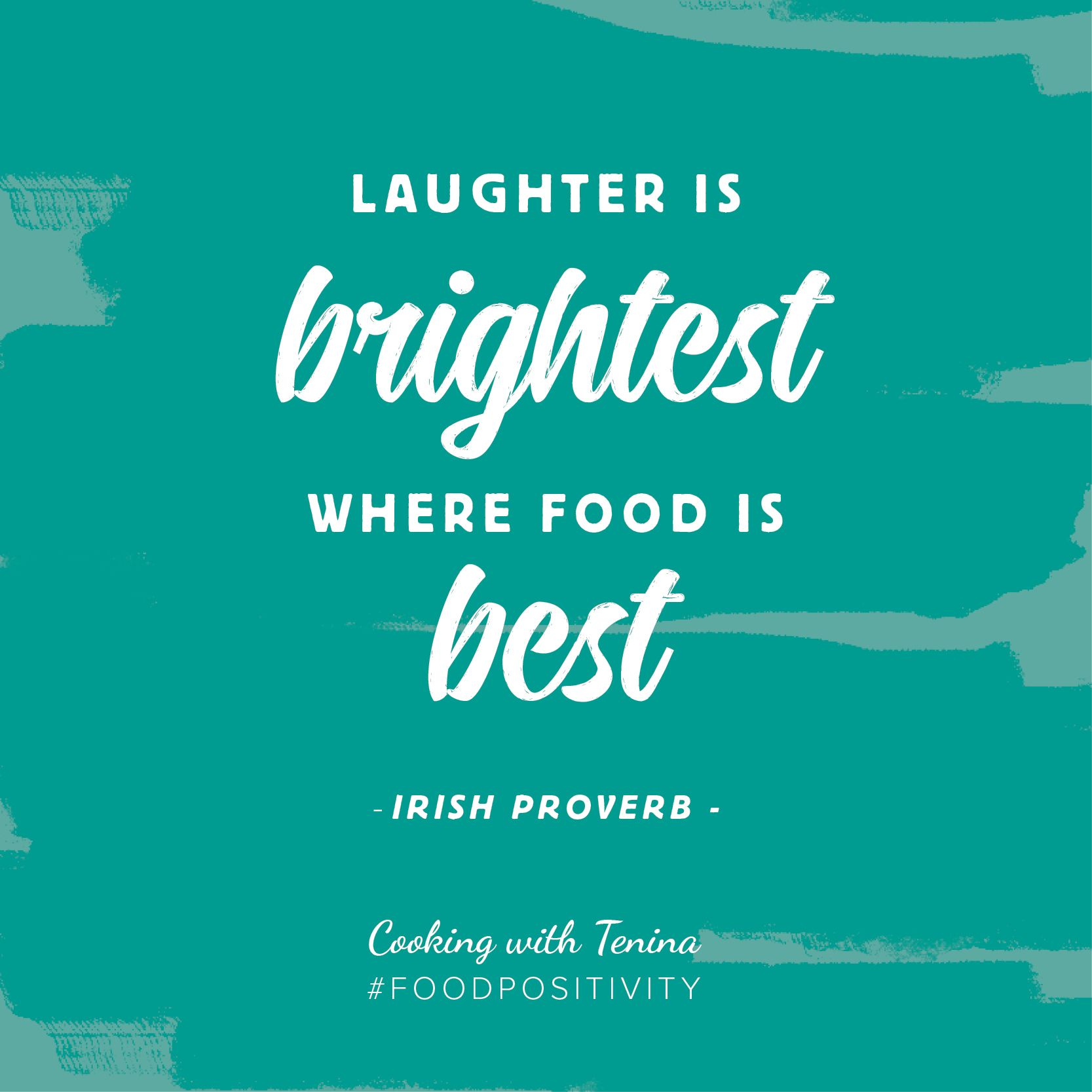 Pin by COOKING WITH TENINA on Food Positivity Positivity
