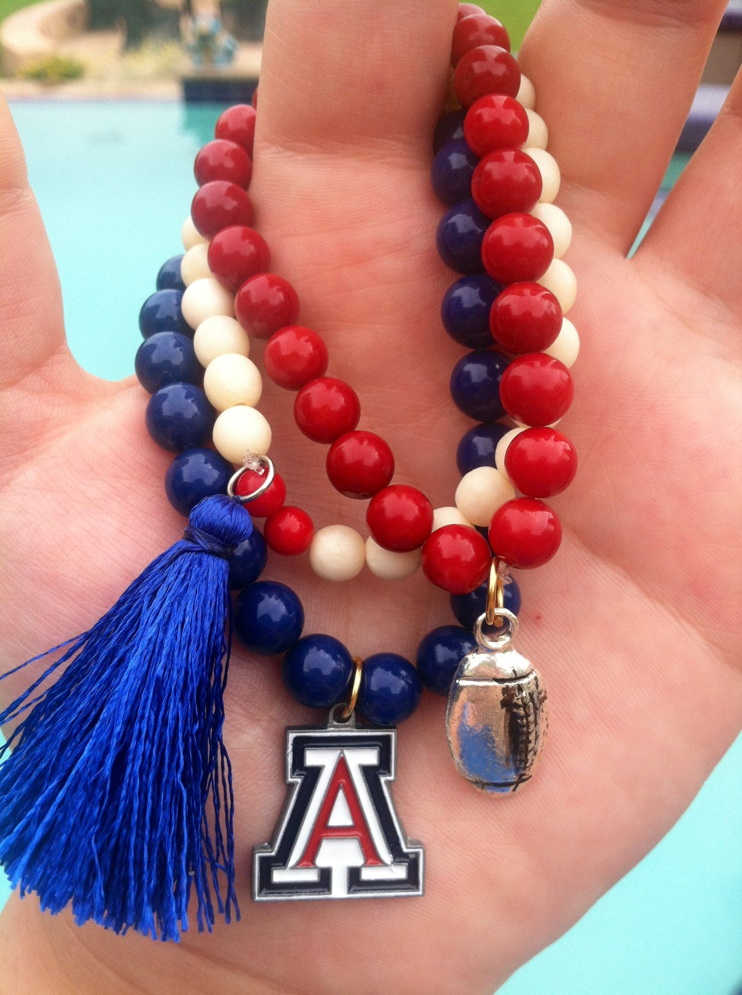 Pin by Bailey Beads on College Game Day University of