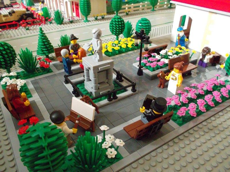 Lego Moc City Google Search Lego Lego City Lego Pictures