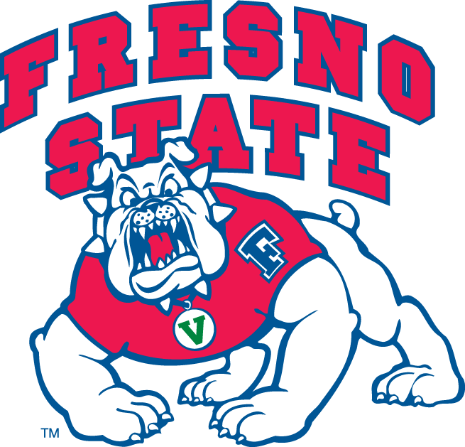 Fresno State Bulldogs Alternate Logo Fresno State Fresno Bulldogs Football Usa