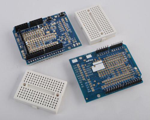 Prototype Prototyping Shield Mini Breadboard F/ür Arduino UNO R3