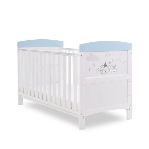 Disney 101 Dalmatians 2 Piece Nursery Furniture Set