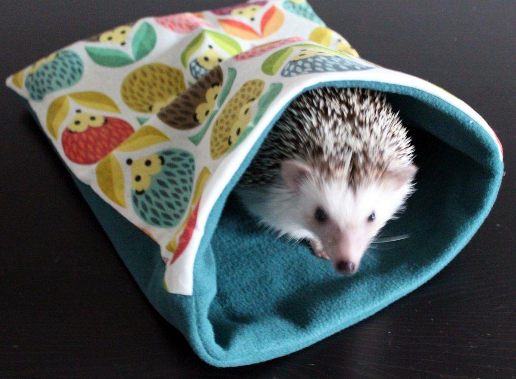 Hedgehog Pattern Snuggle Sack Snuggle Pouch Sleeping Bag