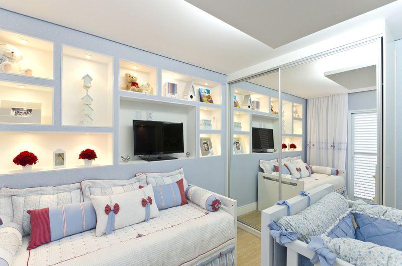 Belisa Corral Arquitetura E Interiores Quarto Dos Babies Pinterest