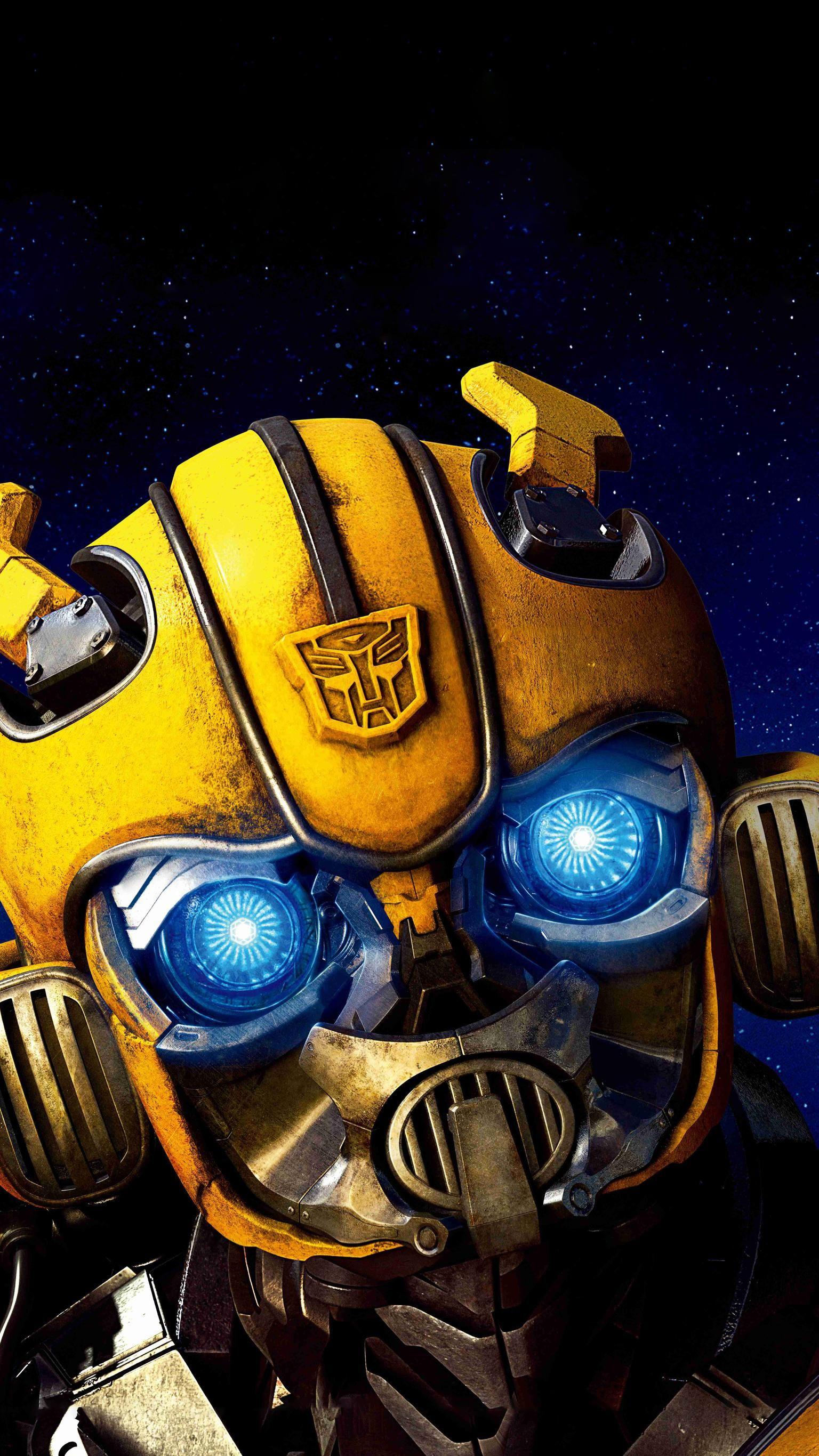 Bumblebee 2018 Phone Wallpaper Moviemania Transformers Art Bumble Bee Transformers Bumblebee