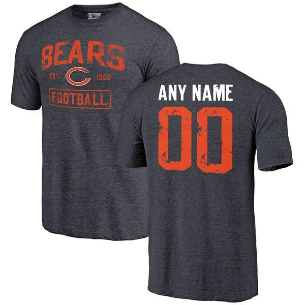 a66638fe Chicago Bears custom jerseys, tee shirts, and hoodies. Men's big and ...