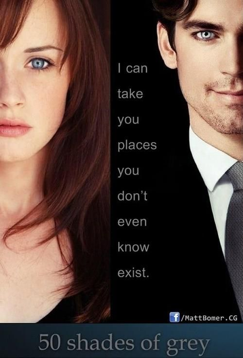 Alexis Bledel As Anastasia She Is Perfect Matt Boomer As