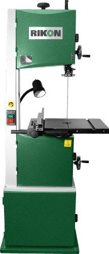 Rikon 10 325 14 Inch Deluxe Band Saw Rikon Power Tools Http Www Amazon Com Dp B002fl3zfy Ref Cm Sw R Pi Dp E4fms Bandsaw Woodworking Machine Woodworking Saws