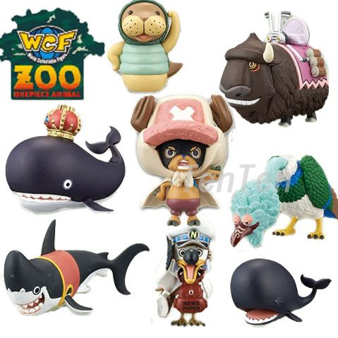 One Piece World Collectable Figure Zoo Animal Find This Pin And More On Japanese Anime Characters