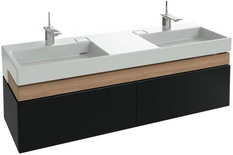 Meuble sous plan-vasque 150 cm Jacob Delafon Salle de bain