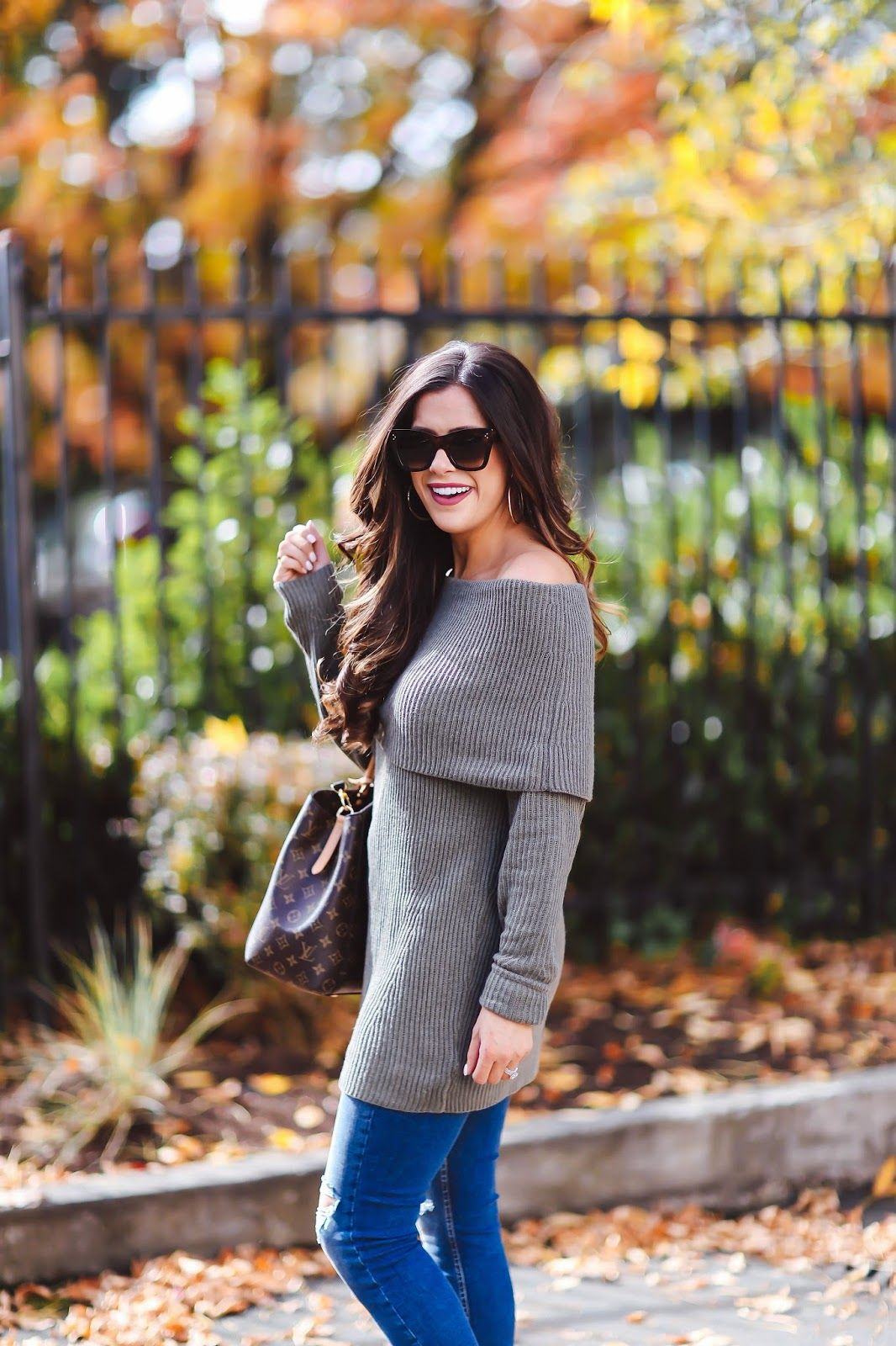 The Sweetest Thing: Fall Must Have: Off The Shoulder Sweater ...