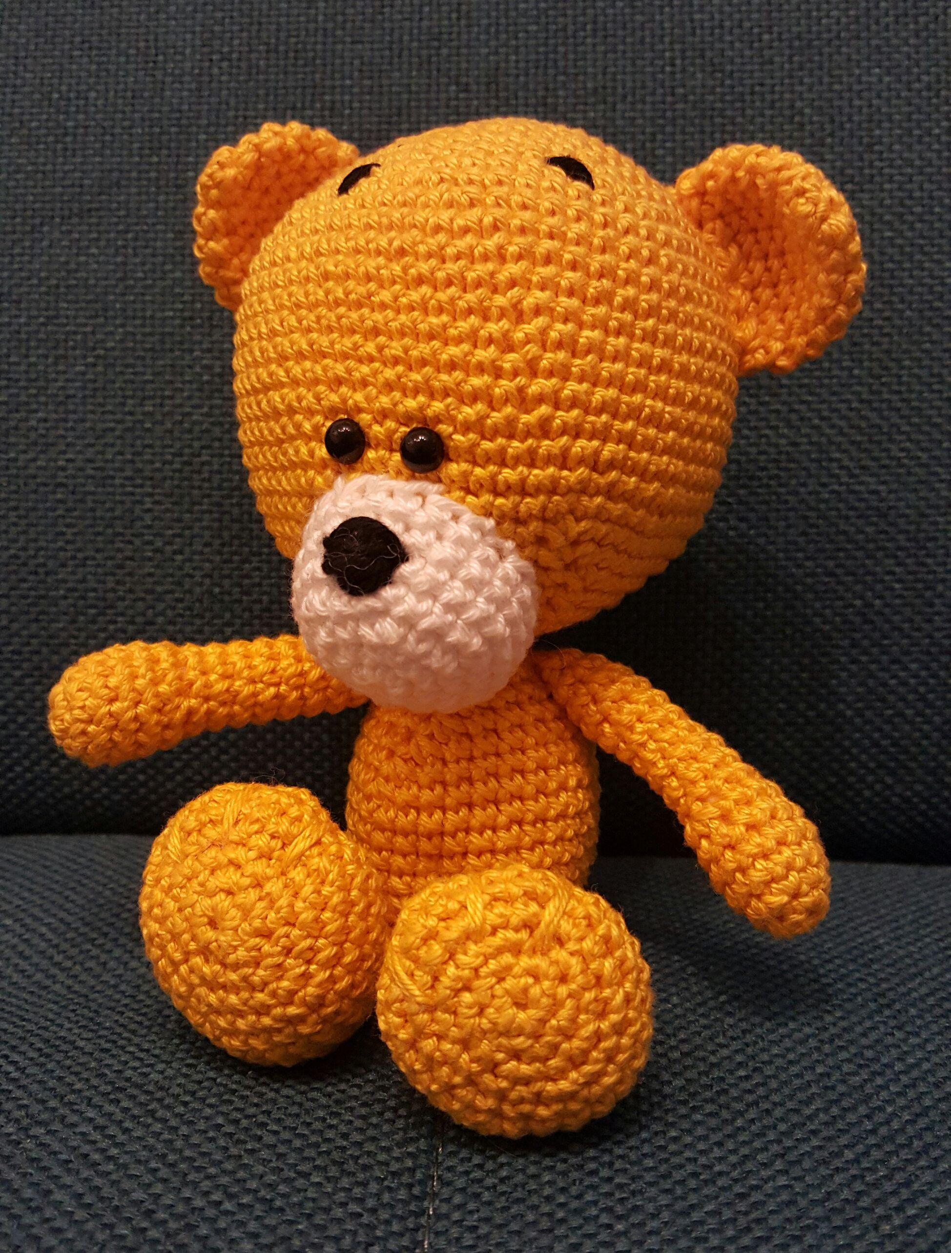 Amigurumi - Teddy häkeln \